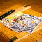 Ferienwohnung Altes Forsthaus - Lesen Sie diverse Zeitschriften