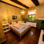 Ferienwohnung Altes Forsthaus - Gemütlichen Schlafzimmer für Gäste