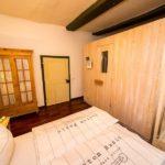 Ferienwohnung Altes Forsthaus - Eine Sauna in der Ferienwohnung