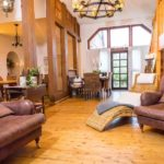 Ferienwohnung Altes Forsthaus - Entspannen auf der Sessel