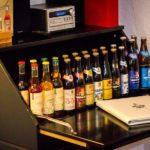 Ferienwohnung am Schloß - Getränke auswahl in der Wohnung