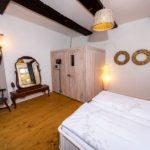 Ferienwohnung am Schloß - Sauna im Zimmer