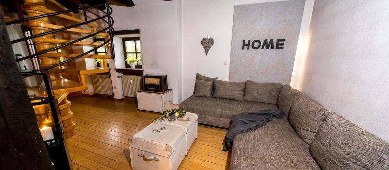 Landhaus am Schloß - Hereinspazieren und entspannen
