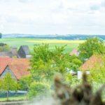 Landhaus am Himmelsberg - Ansicht über die umliegende Gegend