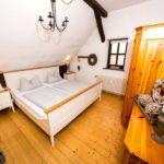 Landhaus am Schloß - gemütliches Schlafzimmer