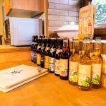 Landhaus am Schloß - Getränke auswahl im landhaus