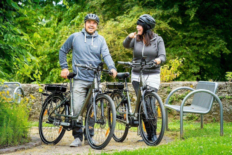 E Bike Urlaub - Radtouren durch Kreis Höxter