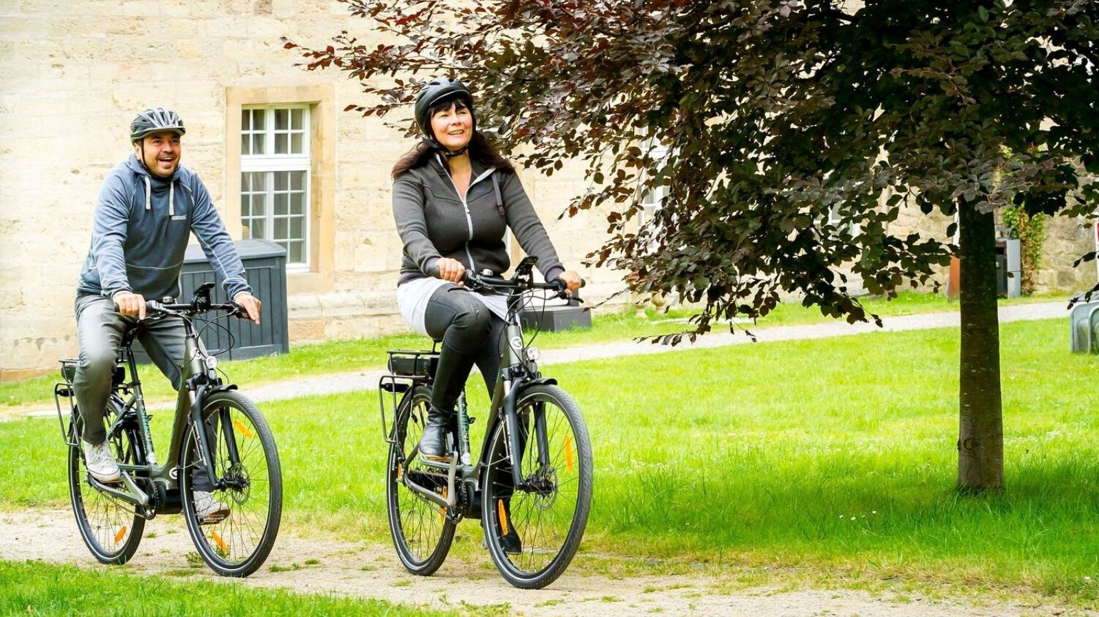 Mit unseren E Bikes spannende Fahrradtouren erleben