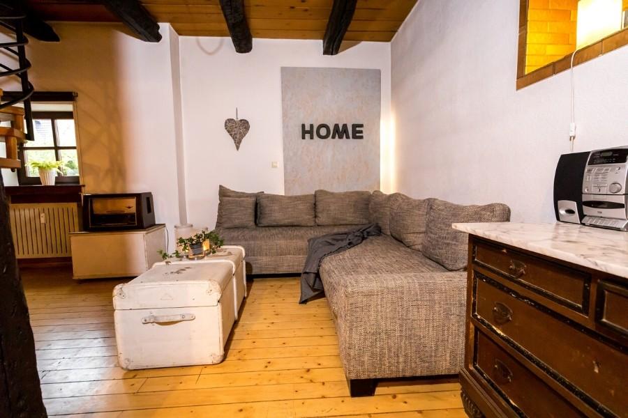 landhaus am schloß couch